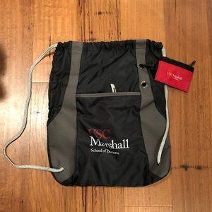 Handbags - USC Marshall - drawstring bag - *NEW*